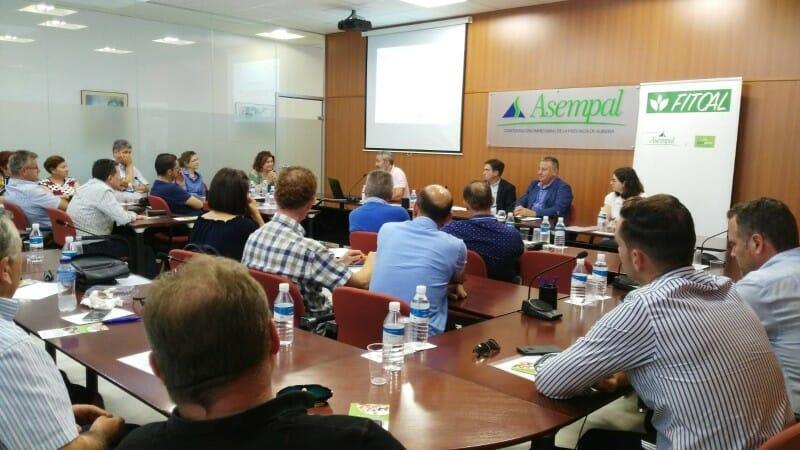 FITOAL aborda las buenas prácticas en la distribución de productos fitosanitarios