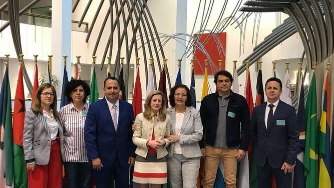 La Fundación Almeriense de Tutela solicita en Bruselas una red europea de tutela