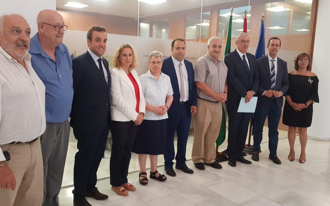 Asempal promueve la Responsabilidad Social entre las empresas de Almería