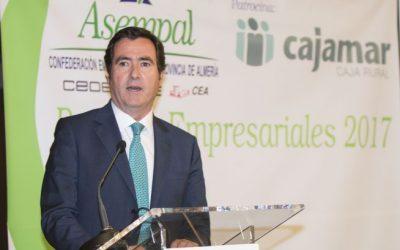 Asempal muestra su apoyo a la candidatura de Antonio Garamendi a la Presidencia de CEOE