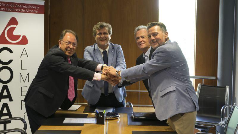 Contratistas y Promotores suscriben un convenio de colaboración con ventajas para los asociados