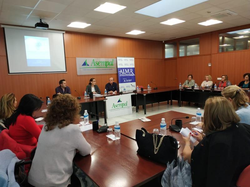 ALMUR destaca la gran labor social de la Asociación Nuevo Rumbo de Almería