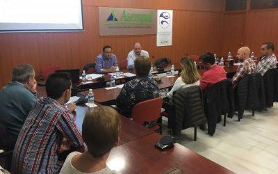Asamblea General de la Asociación Provincial de Joyeros.
