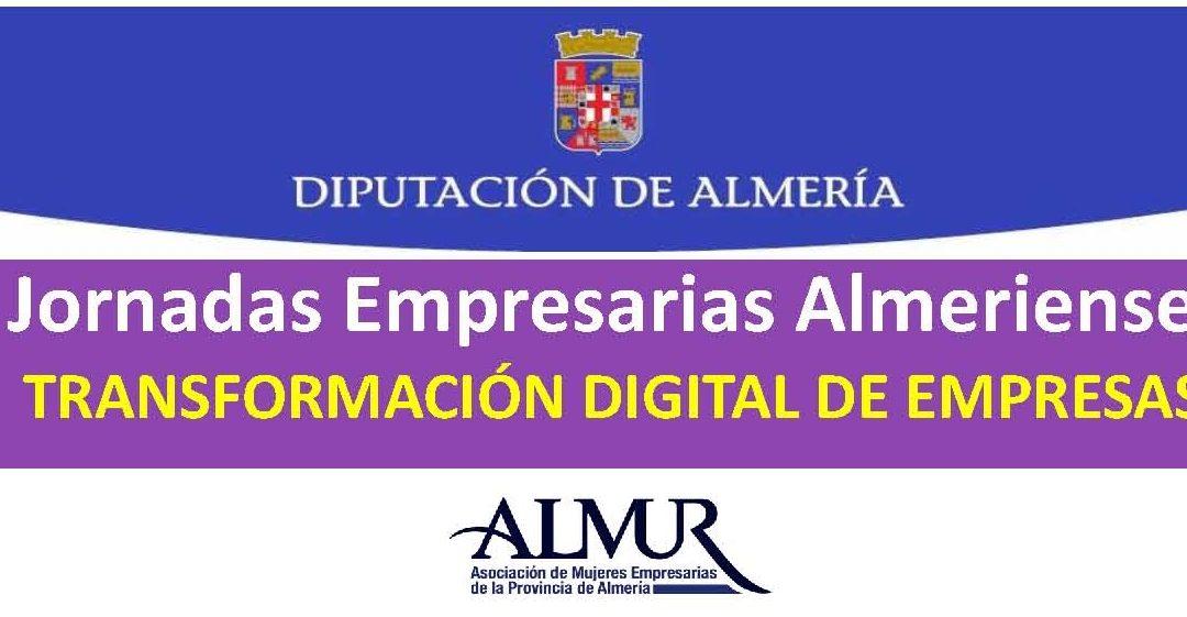 V Jornada Mujeres Empresarias, Motor de la Economía Almeriense – 8 de noviembre