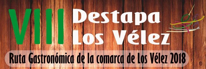 """La comarca de Los Vélez estrena noviembre con su VIII ruta gastronómica """"Destapa Los Vélez"""""""