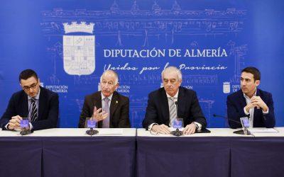 ASEMPAL y Diputación presentan el Plan Estratégico de Agua y Energía 2020 que argumenta la solicitud a la UE de una ITI para Almería