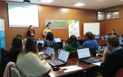 El 14 de febrero, Asempal celebra un seminario sobre WordPress para mejorar la digitalización de las empresas