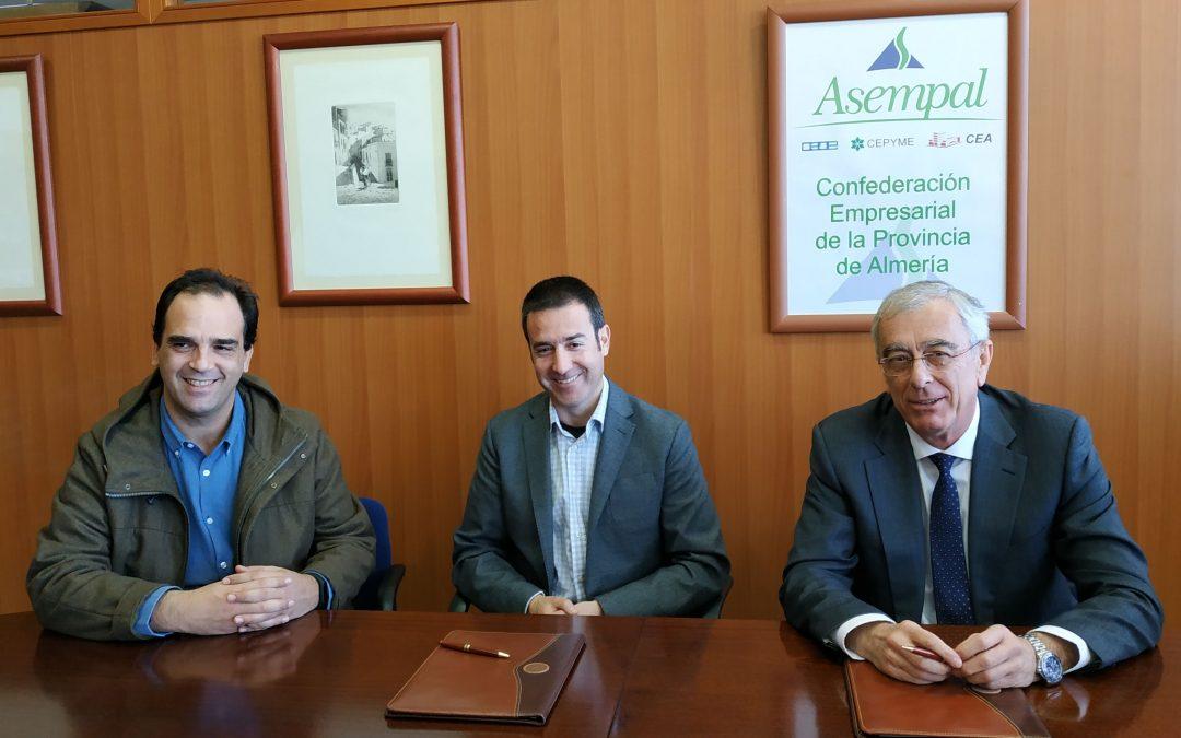 Asempal y HH Arquitectos firman un convenio de colaboración