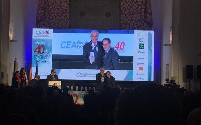 40 Aniversario de CEA: Asempal ratifica el acta fundacional