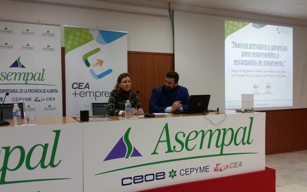 Asempal impulsa la competitividad de más de 750 empresarios y emprendedores a través del proyecto CEA+empresas