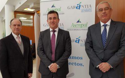 Asempal y Garántia SGR estrechan su alianza para facilitar el acceso a la financiación de las pymes almerienses