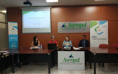 Éxito del seminario sobre la gestión de impagados