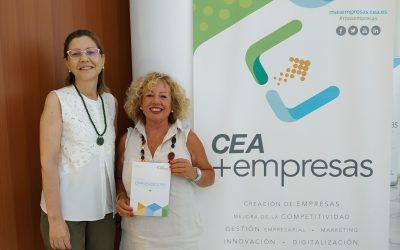 El proyecto de la empresaria, María del Carmen Avilés, obtiene la mejor valoración en el Networking de CEA+ Empresas en Almería