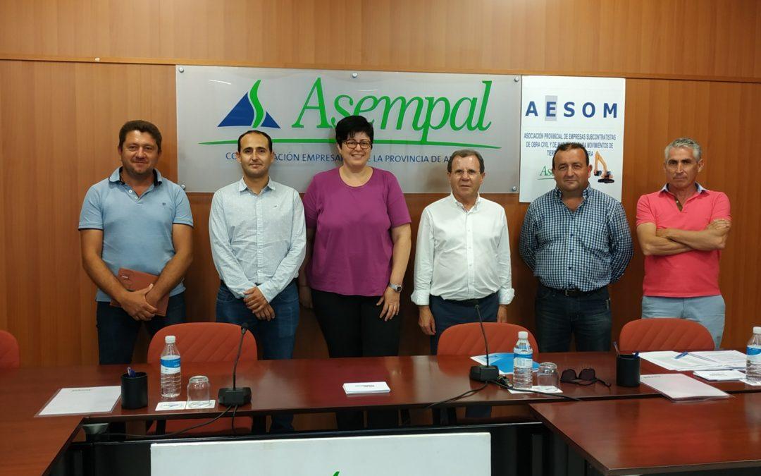 AESOM renueva su Junta Directiva