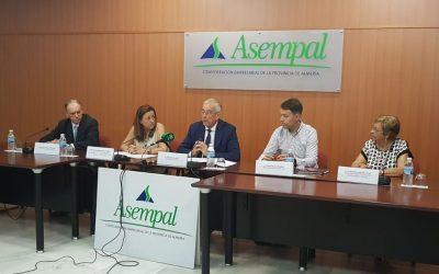 Asempal e Inserta Andalucía firman un convenio para fomentar la integración laboral de jóvenes en riesgo de exclusión