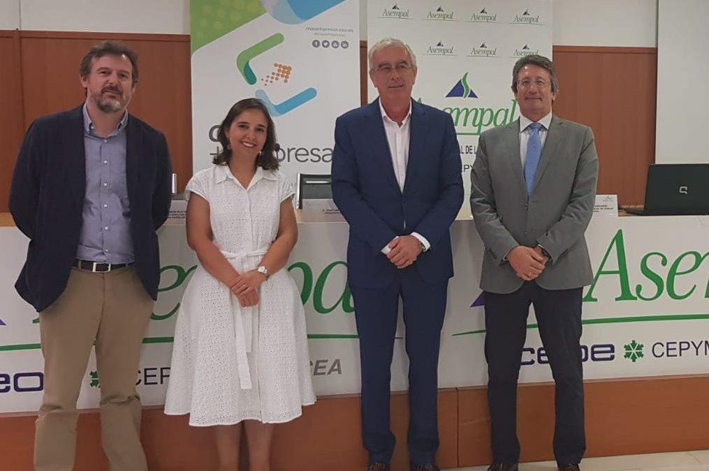 Asempal transmite a la Inspección Provincial de Trabajo las consideraciones de las empresas de Almería sobre el registro de la jornada laboral