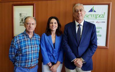 ASEMPAL y el Consejo Social de la UAL forjan alianzas de colaboración de cara al próximo curso académico