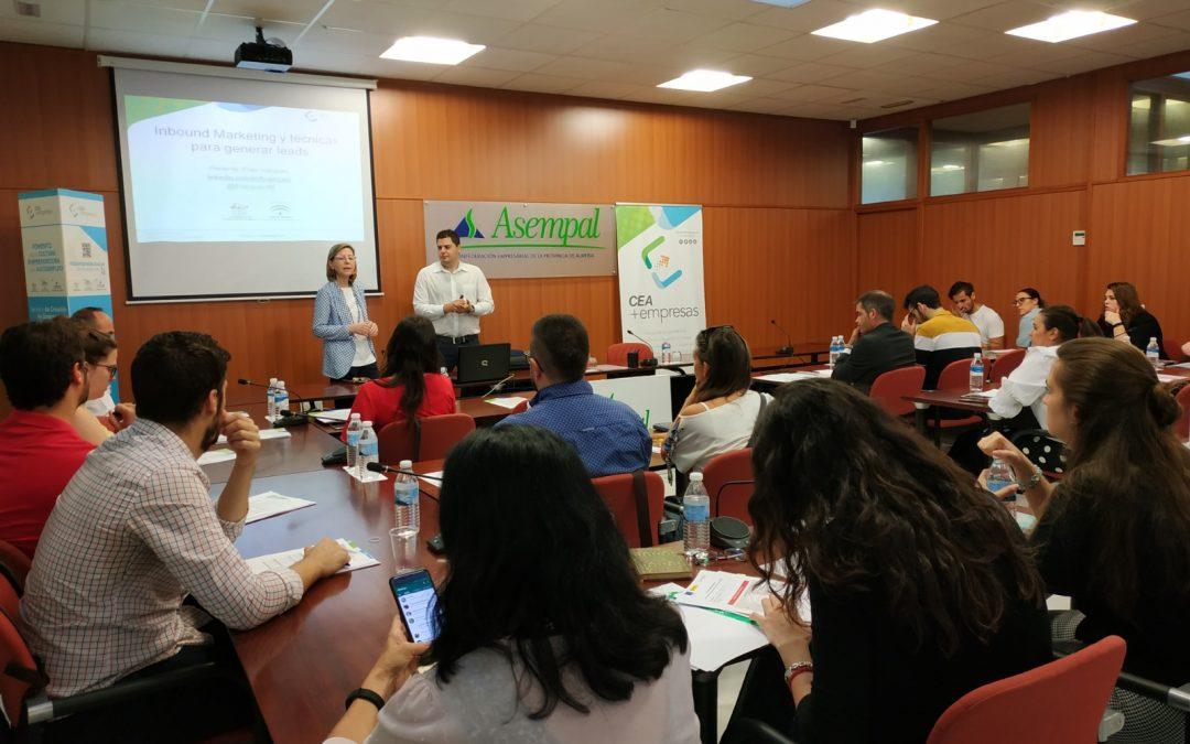 """20 de septiembre en Asempal, seminario de """"Google Analytics para Negocios"""""""
