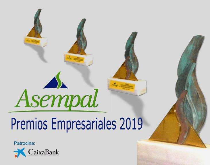 CASI, Rijk Zwaan, Cuellar y Terraza Carmona, Premios ASEMPAL 2019