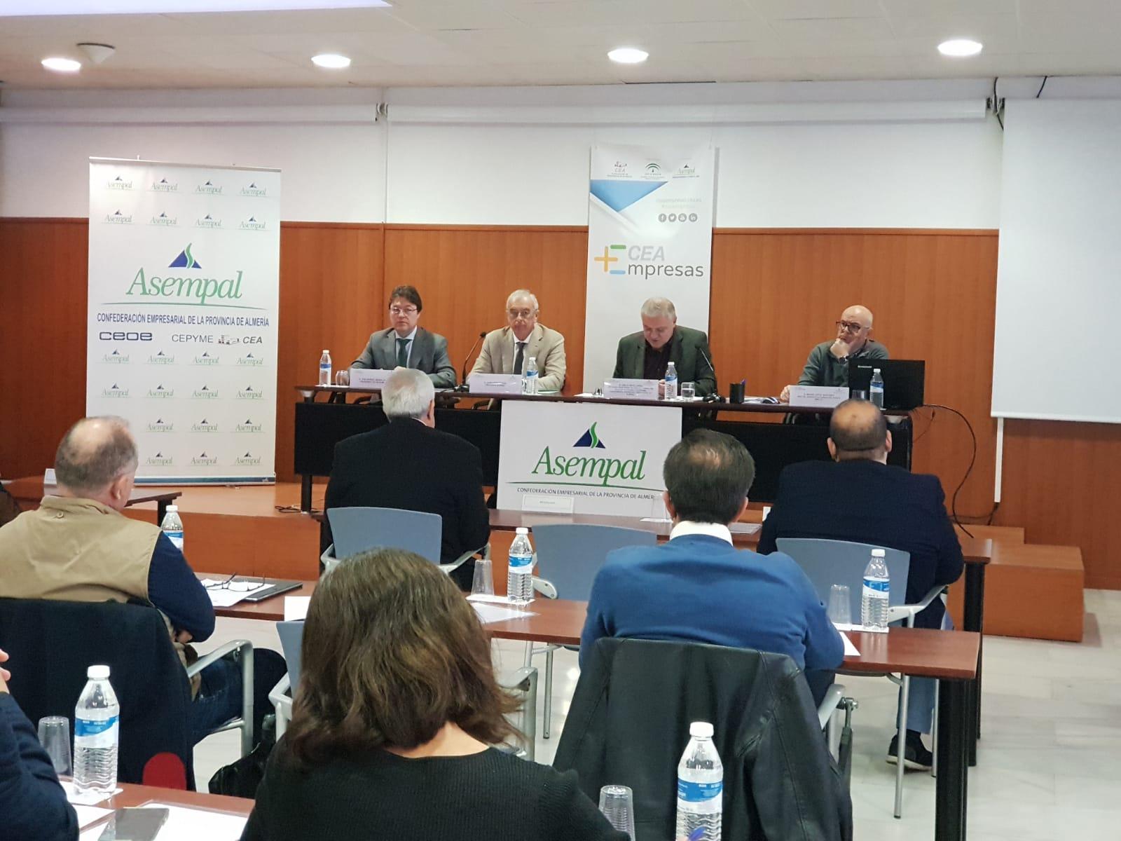 Éxito de la jornada sobre el nuevo modelo de gestión de la Formación Profesional para el Empleo en Andalucía
